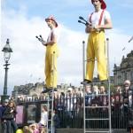 Australian Firemen Jugglers