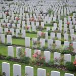 Tyne Cot British Cemetery