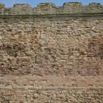 Tantallon Castle Wall