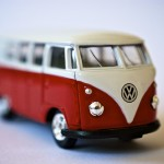 VW Microbus Toy