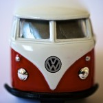VW Microbus Front