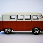 VW Microbus Side