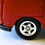 VW Microbus Wheel