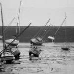 Boats Marooned