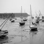 Boats in the haar