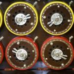 Rebuilt Bombe Code Wheels