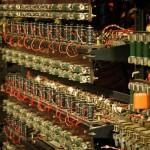 Rebuilt Bombe Wires