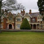 Bletchley Mansion