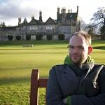 James at Lauriston Castle
