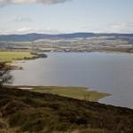 View across Loch Leven