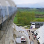Falkirk Wheel Tilt Shift