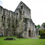 Wenlock Abbey, Much Wenlock