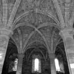 Buildwas Abbey Chapter House