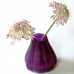 Purple Vase