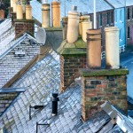 Frosty  Roof Tops