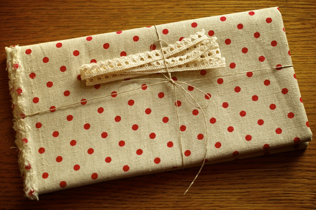 Parcel of Fabric