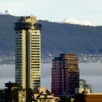 Vancouver – Looking North