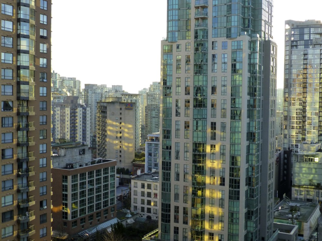 Vancouver - Looking East
