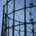 Shapes in the gasholder