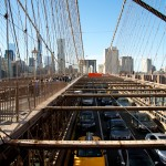 On Brooklyn Bridge