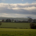 View towards the Wrekin