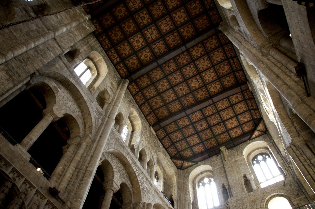 Winchester Cathedral South Transept