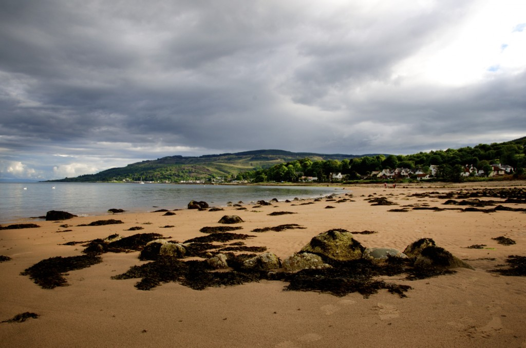 Whiting Bay, Arran