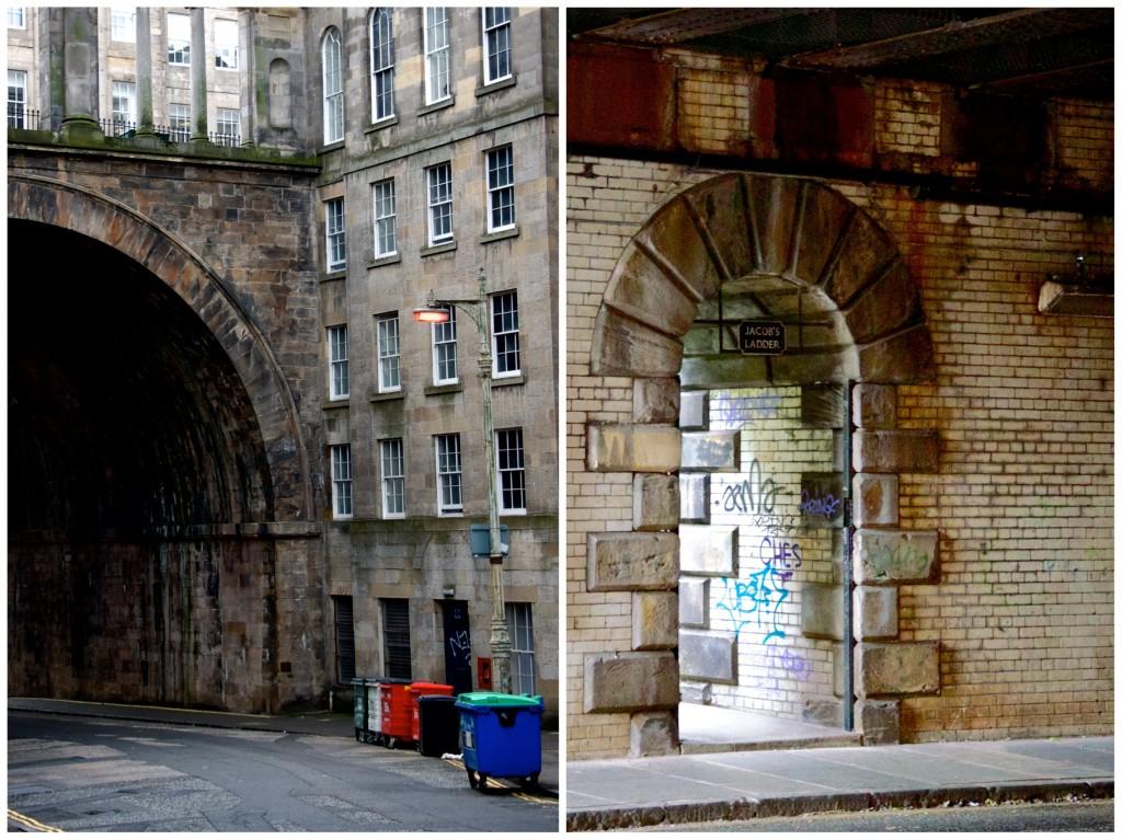 Calton Road Arches