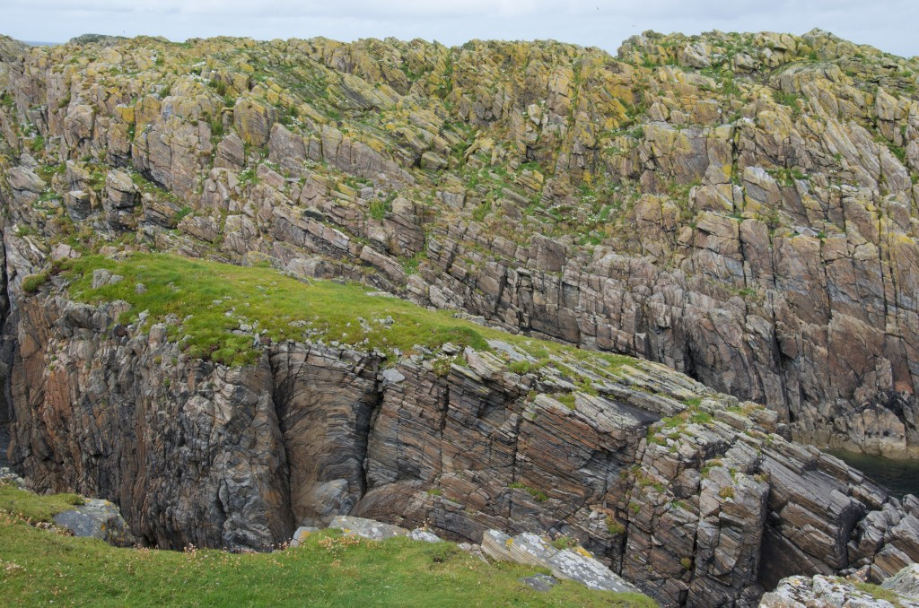 Rock Formation at the Butt of Lewis