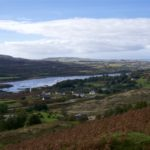 View towards Dervaig and Calgary