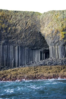 Glimpse of Fingal's Cave